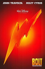 Bolt poster movie
