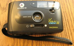 Ansco Vision Compact 35 Panorama