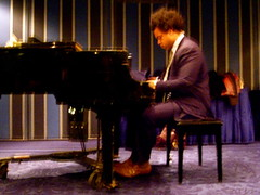 Eric Lewis Live Piano Performance