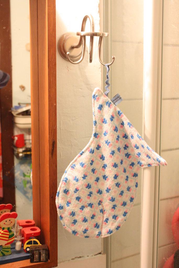 Weihnachtsgeschenk für Mauzie von der Lieben Steffi!