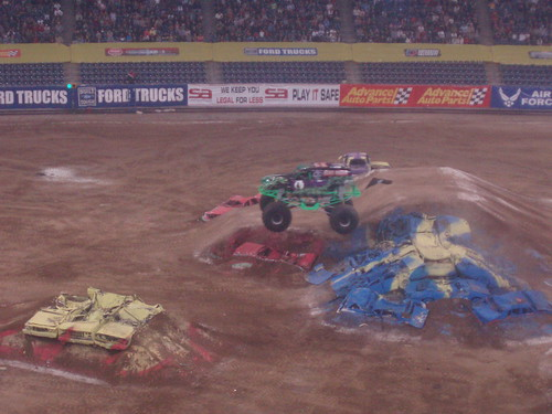 Grave Digger! by you.