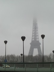 Misty Paris (magellano) Tags: mist paris tower misty fog torre tour eiffel nebbia brume parigi foschia supershot superaplus aplusphoto rubyphotographer lptowers