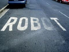I, traffic light. (Alex Bamford) Tags: road trafficlights sign robot capetown alexbamford thebigbambooly wwwalexbamfordcom alexbamfordcom