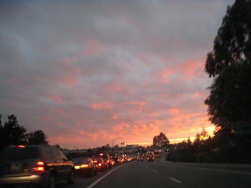 Santa Cruz Sky Jan 22, 2009