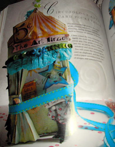 Altered Art Circus: Book Project!