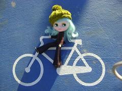 La bici de laura !!!