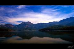 Just minimum !!! (saternal) Tags: reflection landscape palakkad nelliyampathy aplusphoto saternal
