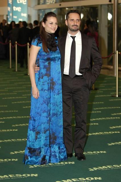 Leonor Watling y Jorge Drexler en los Premios Goya 2009_4 by Cineando