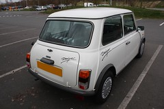 "1988 Mini 'Designer' Mary Quant • <a style=""font-size:0.8em;"" href=""http://www.flickr.com/photos/9907391@N02/3353054525/"" target=""_blank"">View on Flickr</a>"