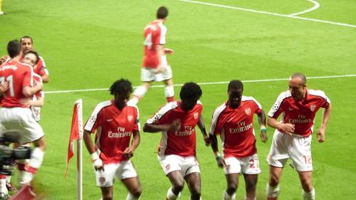 The Arsenal Samba