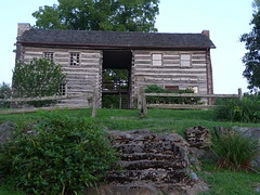 Edward Cox House (dmott9) Tags: house preacher missionary logcabin revolution methodist pioneer umc edwardcox