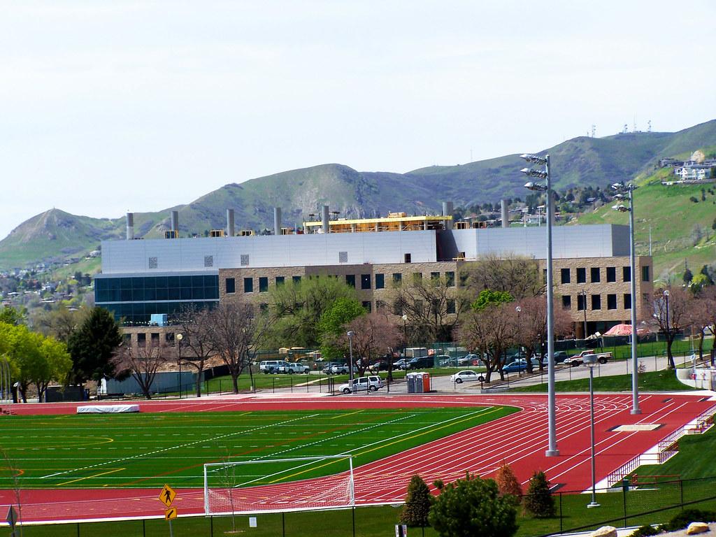 Utah State University Ustar Building