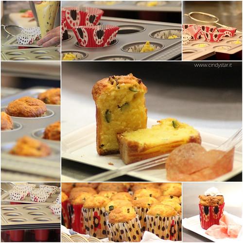 muffins grana padano zucchine