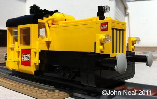 John Neal's LEGO® Köf