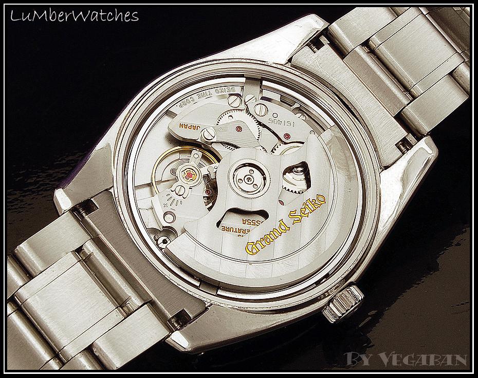 lowest price 7c577 05e5e Grand Seiko 9S55-0010 SBGR001...some pics - The Dive ...