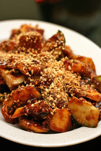 Penang Fruit Rojak