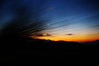 wisely:through any window (visualpanic) Tags: blue sunset orange black colors backlight catalunya 2008 moviment lacerdanya contrallum febrer postadesol cerdagne cadí serradelcadí