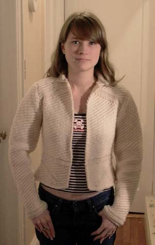 Slip Stitch Jacket 2
