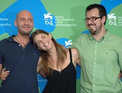 Jaume Balaguerò, Manuela Velasco, Paco Plaza