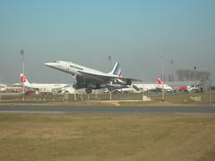 Concorde at CDG