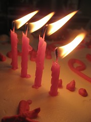 Four Candles di blupokadots2