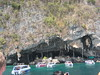 First views of Koh Phi Phi Ley (Li…