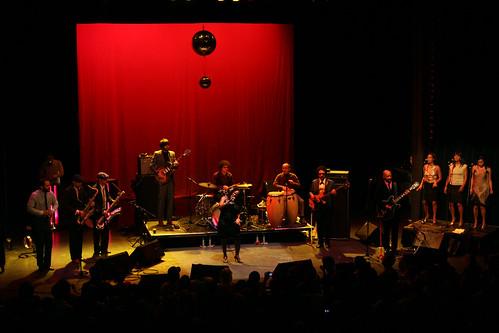 Sharon Jones + The Dap-Kings @ Enmore Theatre, <b>Medrol coupon</b>, Newtown - 12th March, 2008 (by 'ju:femaiz)