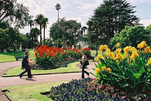 Albert Park, Auckland