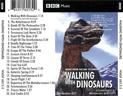 Walking With Dinosaurs Back