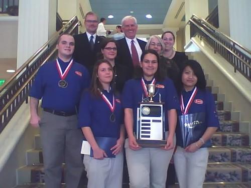 2008 Arkansas Tyson ProStart Student Invitational