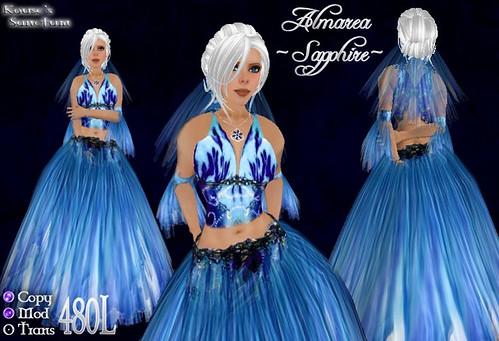 Almarea - Sapphire - Ad
