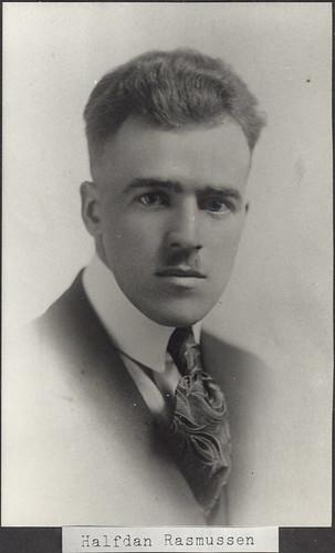 Halfdan Rasmussen