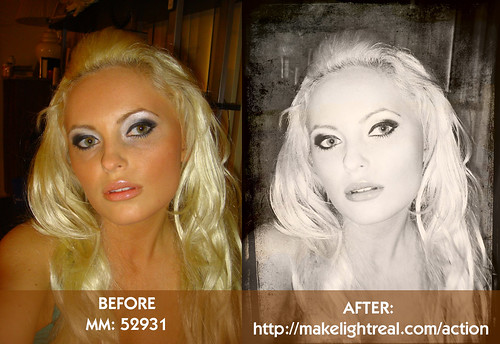 Retouch before and after 1