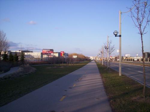 Lakeshore Park - Now