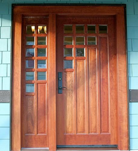 Lance Seaman Front Door