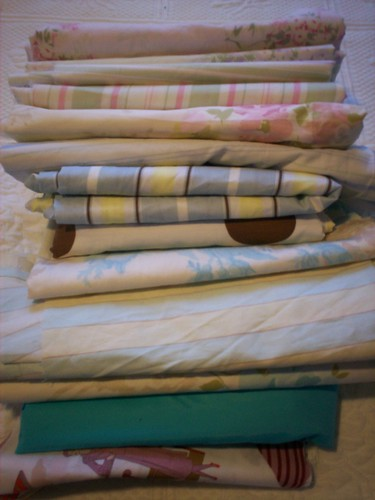 4lbs of Fabric from the loft