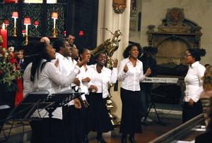 IDMC Gospel Choir