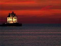 Sunset Tonig
