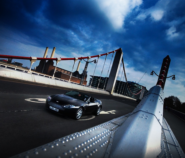 bridge london car chelsea fast soe astonmartin db9 onthebridge flickrsbest golddragon platinumphoto alexsaberi goldstaraward damniwishidtakenthat