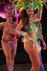 Karneval 2008 (torkristensen) Tags: carnival motion hot girl beauty copenhagen dance costume spring movement shoes samba dancers dancing culture photojournalism makeup celebration heels cph 2008 showgirls karneval reportage