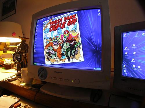 RR's Desktop by Stowe