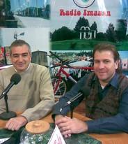 Guillermo Defagot y Flavio Rivarola