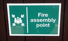 In Case of Fire, Compress People Here