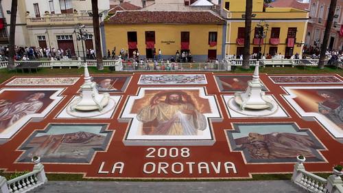271.Corpus de la Orotava 2008