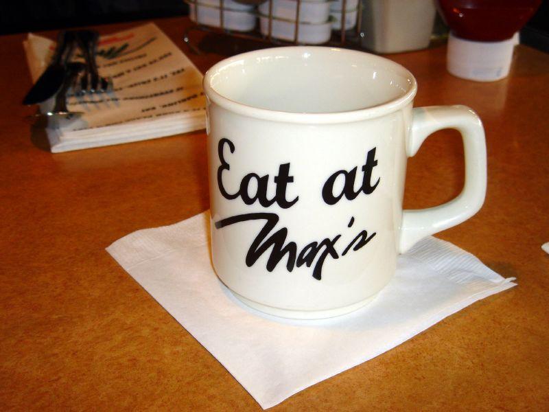 Max's mug