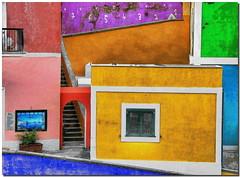 Geometries, numbers and colours (Nespyxel) Tags: pink blue red orange verde green scale colors yellow architecture arch colours village blu vivid rosa best giallo coloured rosso isle arco arancio ventotene architettura bestofthebest isola paese strais geometries supershot golddragon challengeyouwinner platinumphoto colorphotoaward aplusphoto supercontest colourartaward nespyxel stefanoscarselli goldenvisions pleasedontusethisimageonwebsites blogsorothermediawithoutmyexplicitpermissionallrightsreserved