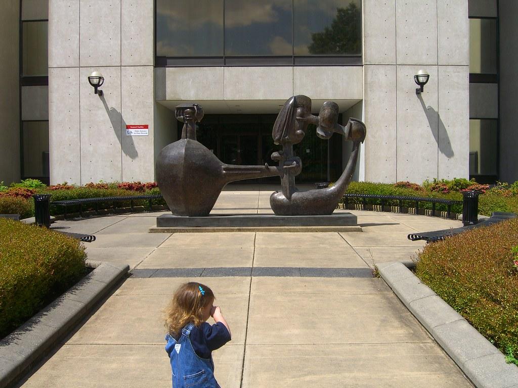 詹姆斯 李 汉森James Lee Hansen(美国1925-)雕塑作品集1 - 刘懿工作室 - 刘懿工作室 YI LIU STUDIO