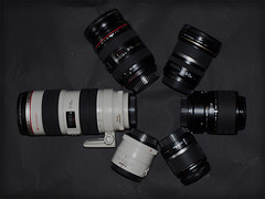 My Canon lens