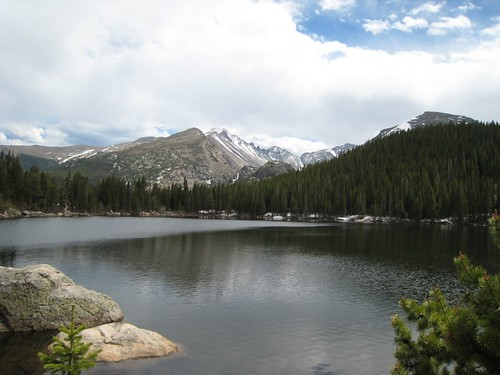 Bear Lake, Rocky Mountain Park