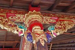 Detail uit tempel